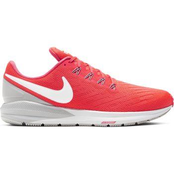 Nike AIR ZOOM STRUCTURE 22, muške tenisice za trčanje, crvena