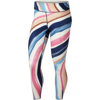 Nike W NK EPIC LX TGHT 7_8 EVA, ženske tajice za trčanje, višebojno