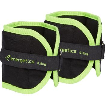 Energetics ANKLE WRIST WEIGHT, uteg gležanj, crna