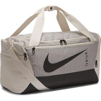 Nike BRSLA S DUFF-9.0 MTRL, sportska torba, bijela