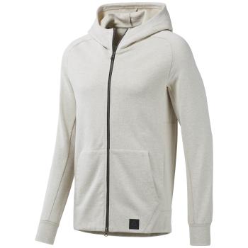 Reebok CBT LEGACY FULL-ZIP, muška jakna, bijela