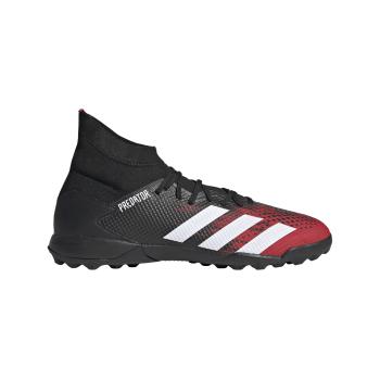 adidas PREDATOR 20.3 TF, tenisice za nogomet, crna