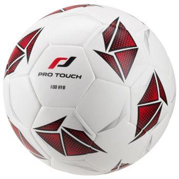Pro Touch FORCE 100 HYB, nogometna lopta, bijela