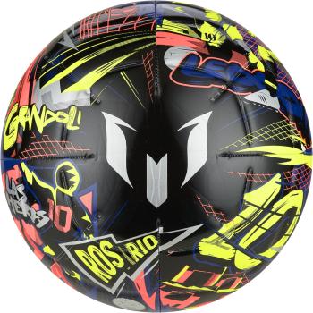 adidas MESSI CLB, nogometna lopta, crna