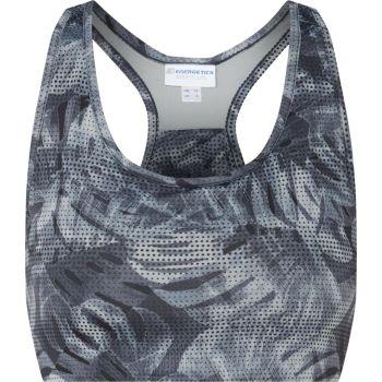 Energetics GABANU 4 WMS, ženski sportski top, crna