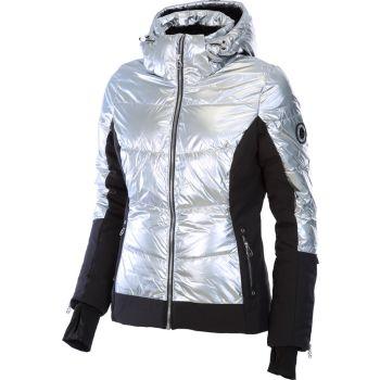 McKinley GARYL WMS, ženska skijaška jakna, srebrna