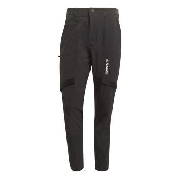 adidas ZUPAHIKE PTS, muške planinarske hlače, crna