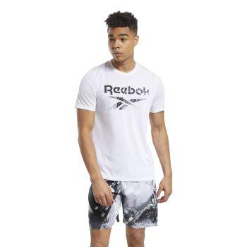 Reebok ACTRON TEE, majica, bijela