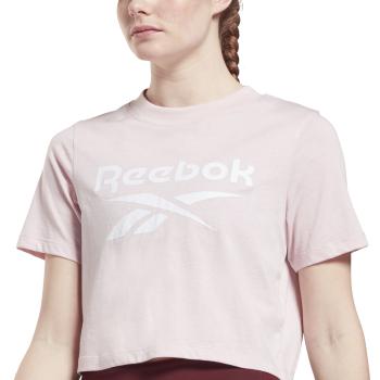Reebok RI CROP TEE, ženska majica, roza