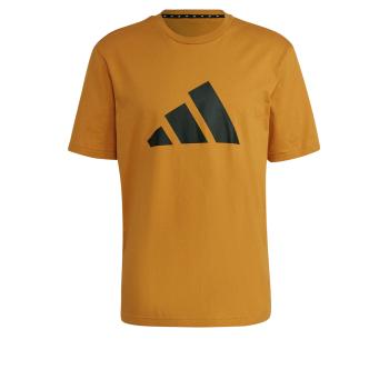 adidas M FI 3B TEE, muška majica, smeđa