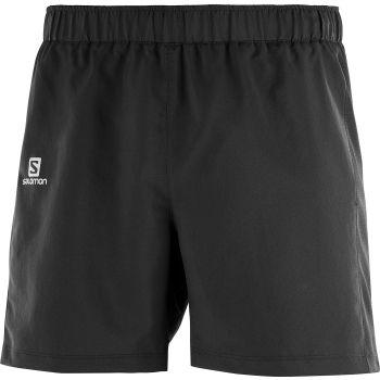 Salomon AGILE 5'' SHORT M, muške kratke hlače za trčanje, crna