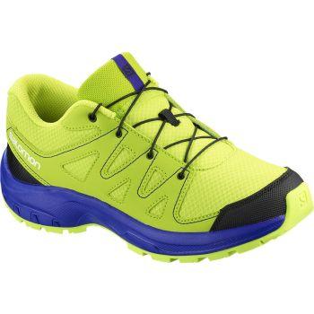 Salomon ILI PIKA J, cipele za planinarenje, zelena