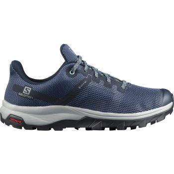 Salomon OUTLINE PRISM GTX W, cipele za planinarenje, plava