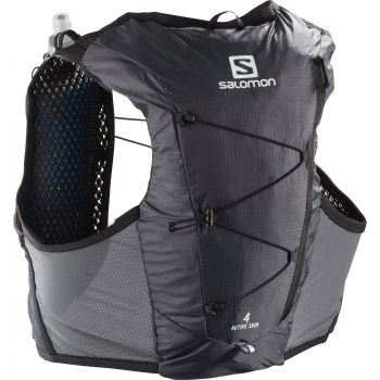 Salomon ACTIVE SKIN 4 SET, ruksak, crna