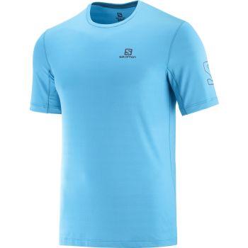 Salomon XA TEE M, muška majica za planinarenje, plava