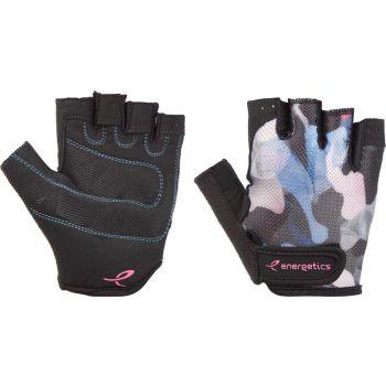 Energetics LFG350, ženske rukavice za fitnes, crna