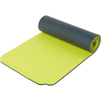 Energetics NBR MAT 180 CM 1.5, podloga za gimnastiku, siva