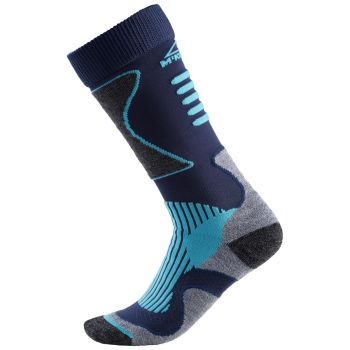 McKinley NEW NILS, muške skijaške čarape, plava