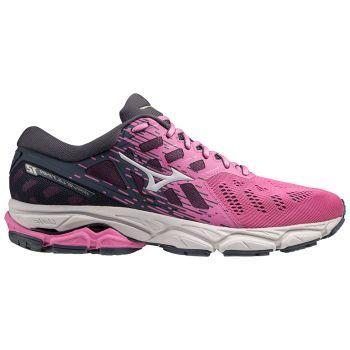 Mizuno WAVE ULTIMA 12, ženske tenisice za trčanje, roza