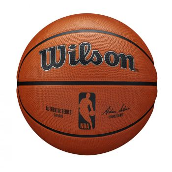 Wilson NBA AUTHENTIC SERIES OUTDOOR 7, košarkaška lopta, smeđa