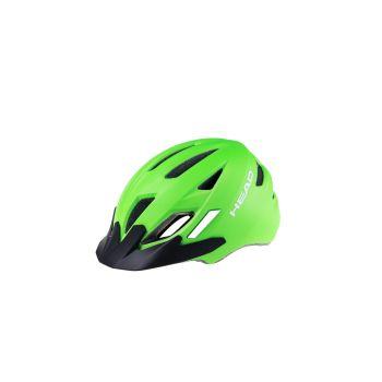 Head KID Y11A OUT-MOULD, dječja biciklistička kaciga, zelena
