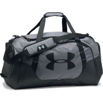 Under Armour Ua Undeniable Duffle 3.0 Md, torba sportska, siva