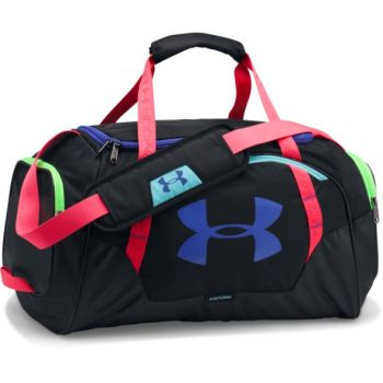 Under Armour Ua Undeniable Duffle 3.0 Sm, torba sportska, crna