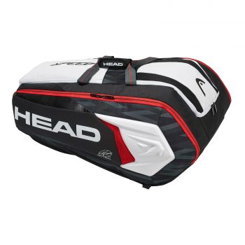 Head DJOKOVIC 12R MONSTERCOMBI, torba, crna