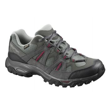 Salomon Shoes Escambia 2 Gtx® W, cipele za planinarenje, siva