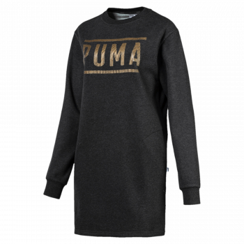 Puma PUMA ATHLETIC DRESS FL, odjeća, crna