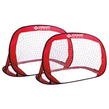 Schildkroet POP-UP GOAL - 2 SET, igra, crvena