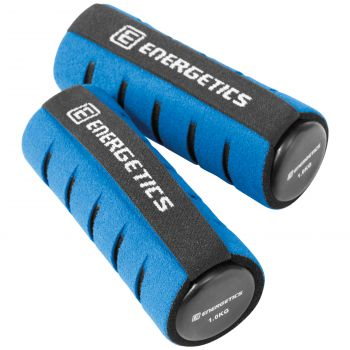 Energetics Aerobic Work Weight, utezi fitnes, siva
