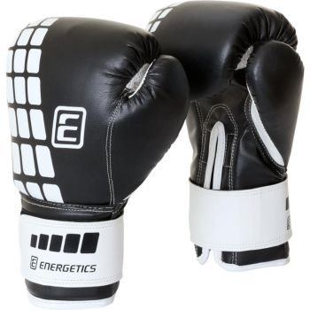 Energetics Boxing Glove Pu Ft, rukavice za boks, crna