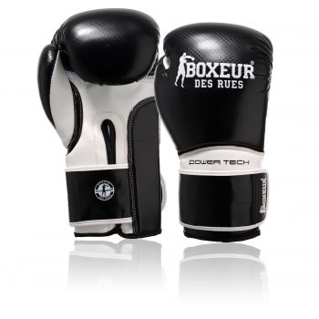 Boxeur Power Tech, rukavice za boks, crna