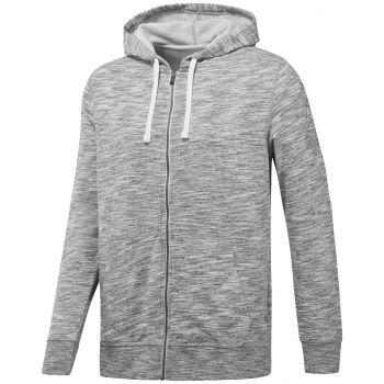 Reebok ELEMENTS MARBLE GROUP FULL ZIP, muška jakna, siva