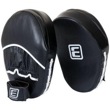 Energetics Curved Coaching Mitts Tn, vreča boks, crna