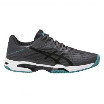 Asics Gel-solution Speed 3 Clay, muške tenisice za tenis, siva