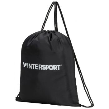 Intersport INTERSPORT GYM BAG, torba, crna