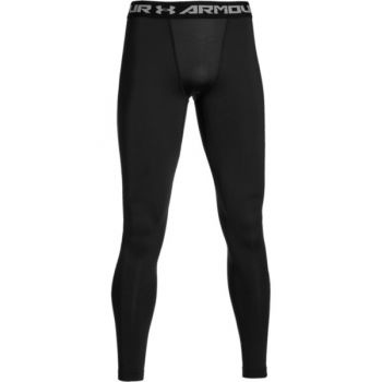Under Armour UA CG ARMOUR LEGGING, muške hlače, crna