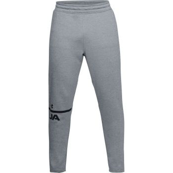 Under Armour Tech Terry Tapered Pant-stl//blk, trenirka, siva