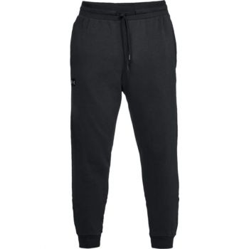 Under Armour RIVAL FLEECE JOGGER, muške hlače, crna