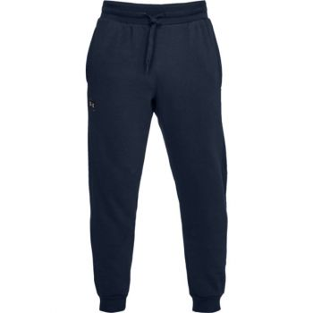 Under Armour RIVAL FLEECE JOGGER, muške hlače, plava