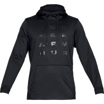 Under Armour AF TEMPO PO HOODIE, muški pulover, crna