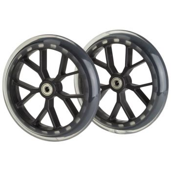 Firefly SCOOTER WHEELS 2/1 - 175MM, kotači za romobil, transparent