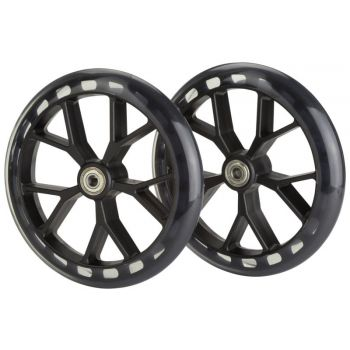 Firefly SCOOTER WHEELS 2/1 - 200MM, kotači za romobil, transparent
