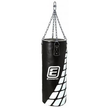 Energetics Punching Bag Vinyl 80cm Ft, vreča boks, crna