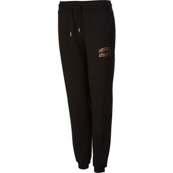 Russell Athletic CUFFED PANT, ženske hlače, crna
