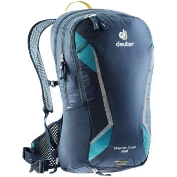 Deuter RACE EXP AIR, ruksak za bicikl, plava