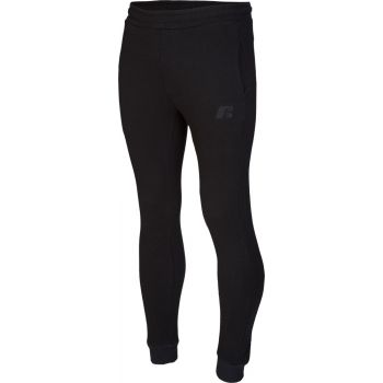 Russell Athletic EMBROIDED CUFFED PANT, muške hlače, crna