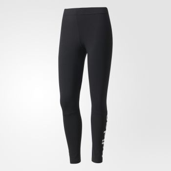 Adidas Linear Tight, ženske tajice, crna